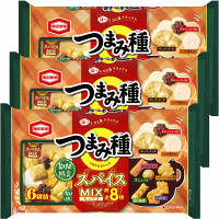亀田製菓 つまみ種スパイスミックス 3袋