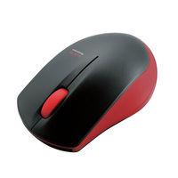 エレコム IRマウス/M-BT12BRシリーズ/Bluetooth3.0/3ボタン/省電力/レッド M-BT12BRRD 1個 (直送品)