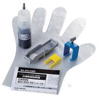 エレコム 詰替えインク/キヤノン/BCI-351対応/グレー/5回 THC-351GY5 1個