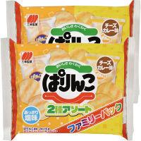 三幸製菓 ぱりんこ2種アソート 1セット(2袋入)