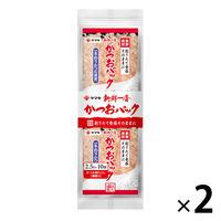 ヤマキ 新鮮一番かつおパック 2.5g×10P 1セット(2個)
