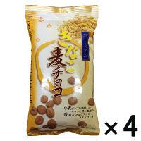 【アウトレット】プレミアム きなこ麦チョコ 1セット(80g×4個) 寺沢製菓