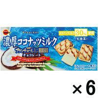 ブランチュールミニ 濃厚ココナッツ 6箱