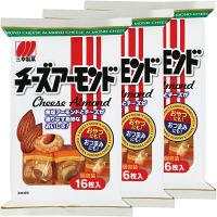 三幸製菓 チーズアーモンド 1セット(3袋入)