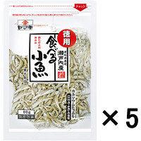ヤマキ 瀬戸内産無添加食べる小魚 5袋