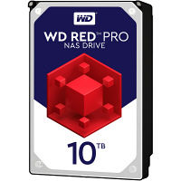WD Red Pro 3.5インチ内蔵HDD 10TB SATA6Gb/s 7200rpm 256MB WD101KFBX  (直送品)
