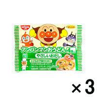 【アウトレット】日清食品 アンパンマンおうどん 1セット(12食:4食入×3パック)