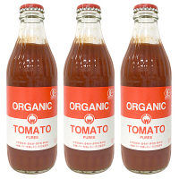 【LOHACO限定】オーガニックトマトピューレー 320g 光食品 1セット(3本入)