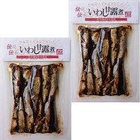 【LOHACO限定】伝統伝承 無添加 いわし甘露煮 280g 1セット(2袋入) 平松食品