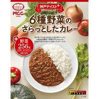 エム・シーシー食品 神戸テイスト+6種野菜のさらっとしたカレー 1セット(3個)