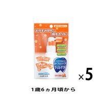 ハミケア ピーチ風味 25g 1セット(5個) 丹平製薬