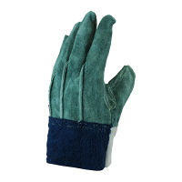 キタヤマ 難燃オイル革手袋 M 5288-M (取寄品)