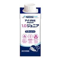 ネスレ日本 アイソカル 1.0ジュニア 1箱(20本入)(取寄品)