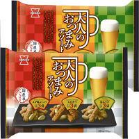岩塚製菓 大人のおつまみソート 1セット(2袋入)
