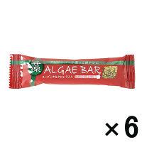 【アウトレット】アルジーバー <ユーグレナ&クロレラ入り> アップルシナモン味 1セット(6本) ユーグレナ