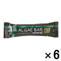 【アウトレット】アルジーバー <ユーグレナ&クロレラ入り> 黒ごま味 1セット(6本) ユーグレナ