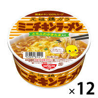 日清チキンラーメンどんぶりミニ 1ケース(12食入)