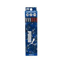 クツワ かきかた鉛筆2B紙箱入 PM202 1ダース(12本) (直送品)