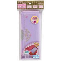 コンパクト筆箱 ヨコピタ 紫(直送品)