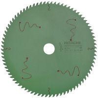 日立工機 スーパーチップソー(集成材用)(グリーン2)216mm×80P 00333297 (直送品)