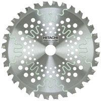日立工機 刈払機用チップソー(スーパーでか) 230MM×25.4 32枚刃 00684571 (直送品)