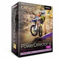 サイバーリンク PowerDirector 16 Ultimate Suite 通常版 PDR16ULSNM-001 1本  (直送品)