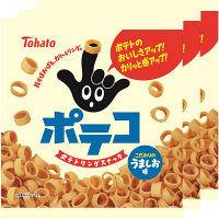 東ハト ポテコ うましお味 1セット(3袋入)