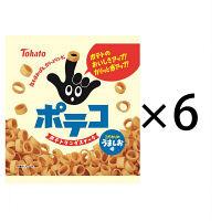 東ハト ポテコ うましお味 1セット(6袋入)