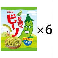 東ハト ビーノ うましお味 1セット(6袋入)
