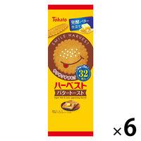 東ハト ハーベストバタートースト 1セット(6袋入)