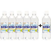 伊賀の天然水 強炭酸水レモン 500ml