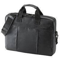 サンワサプライ PCインナーバッグ 14インチワイド対応 ブラック BAG-INA4N 1個 (直送品)