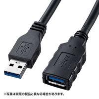 サンワサプライ USB3.0延長ケーブル 1m KU30-EN10 1本