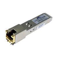 サンワサプライ SFP(Mini-GBIC)Gigabit用コンバータ LA-SFPT 1個 (直送品)