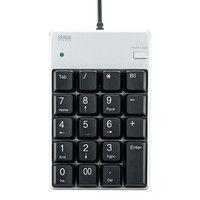 サンワサプライ USBテンキー NT-17UPKN 1個 (直送品)