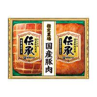 【三越のお歳暮ギフト】【簡易包装・熨斗付】〈伊藤ハム伝承〉ハム詰合せ(国産豚肉使用) (直送品)