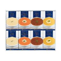 【三越のお歳暮ギフト】【簡易包装・熨斗付】〈ホテルオークラ〉レトルトスープ詰合せ (直送品)