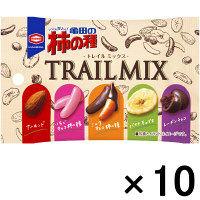 亀田の柿の種トレイルミックス 10袋