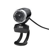 サンワサプライ WEBカメラセット CMS-V30SETBK 1個 (直送品)
