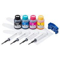 サンワサプライ 詰め替えインク LC111・113・115・117対応 INK-LC113BS60R 1個