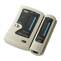 サンワサプライ LANケーブルテスター LAN-TST3Z 1個 (直送品)