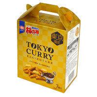 【ご当地柿の種】亀田製菓 東京限定 亀田の柿の種 TOKYO CURRY(トーキョー カリー) 1箱