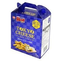 東京限定 亀田の柿の種 ト―キョーチーズ