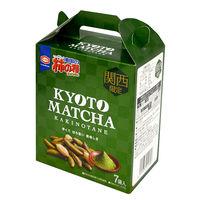 亀田の柿の種 関西限定 KYOTO MATCHA(キョート マッチャ) 1箱