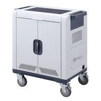 <LOHACO> サンワサプライ ノートパソコン・タブレットAC充電保管庫(24台収納) CAI-CAB48 1台 (直送品)画像