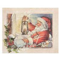ヘッズ クリスマスアンティークサンタカード-3/日本語 XAQ-C3 1セット(150枚:30枚×5パック)(直送品)