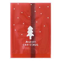 ヘッズ シンプルクリスマススイーツパック/クリア-3 XR-OB3 1ケース(100枚×20パック:2000枚) (直送品)