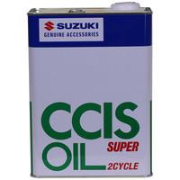 2サイクルオイル CCISオイル スーパー 4L缶