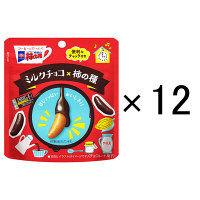 亀田の柿の種 ミルクチョコ 12袋
