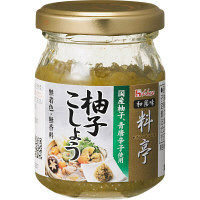 【アウトレット】ハウス食品 料亭 柚子こしょう 1個(70g)